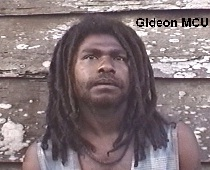 Gideon Koro, of Umboi Island, Papua New Guina, was interviewed, in 2004, by Jonathan Whitcomb
